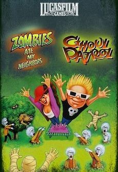Zombies Ate My Neighbors and Ghoul Patrol (PC) - Steam Key - GLOBAL