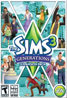 The Sims 3: Generations DLC STEAM CD-KEY GLOBAL PC