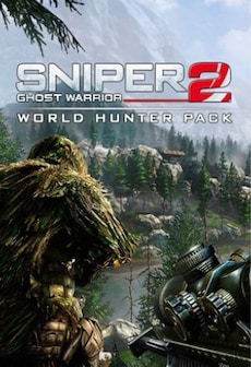 Sniper Ghost Warrior 2: World Hunter Pack Steam Key GLOBAL