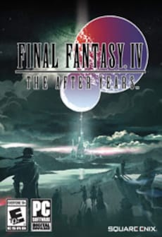 FINAL FANTASY IV: THE AFTER YEARS (PC) - Steam Gift - GLOBAL