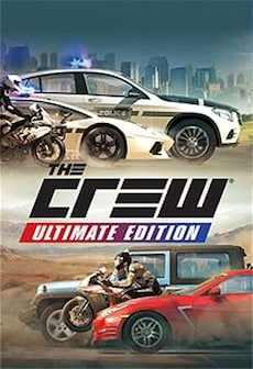 Image of The Crew Ultimate Edition Uplay Key GLOBAL