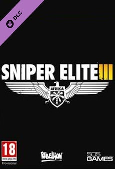 Sniper Elite 3 - International Camouflage Rifles Pack Gift Steam GLOBAL