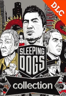 Sleeping Dogs DLC Collection STEAM CD-KEY GLOBAL PC