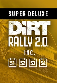 DiRT Rally 2.0 | Super Deluxe Edition (PC) - Steam Key - GLOBAL