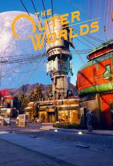 The Outer Worlds - Epic Games - Key GLOBAL