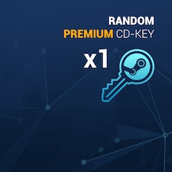 Buy Random PREMIUM Steam Key GLOBAL 1 Key