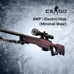 Buy AWP | Electric Hive (Minimal Wear)