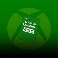 Buy Xbox Live GOLD Subscription Card XBOX LIVE GLOBAL 12 Months
