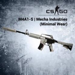 Buy M4A1-S | Mecha Industries (M W)