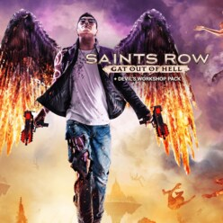 Buy Saints Row: Gat out of Hell + Devil's Workshop Pack STEAM CD-KEY GLOBAL