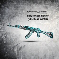 Buy AK-47 | Frontside Misty (Minimal Wear) Steam Key GLOBAL