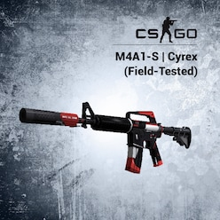 Buy M4A1-S | Cyrex (Field-Tested)