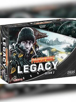 Pandemic Legacy: Sezon 2