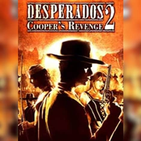 Desperados 2: Cooper's Revenge Steam Key GLOBAL