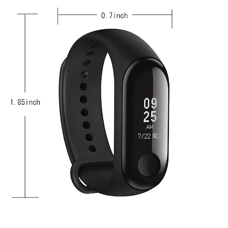 Xiaomi Mi Band 3 - affordable fitness tracker