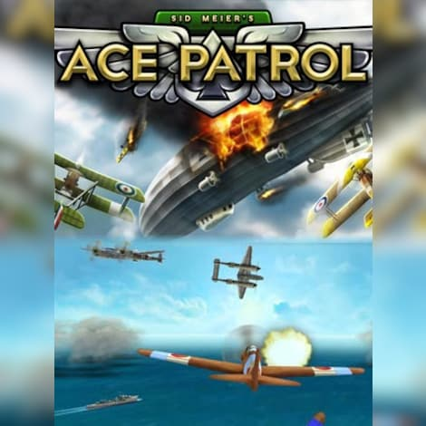 Sid Meier's Ace Patrol Steam Key GLOBAL