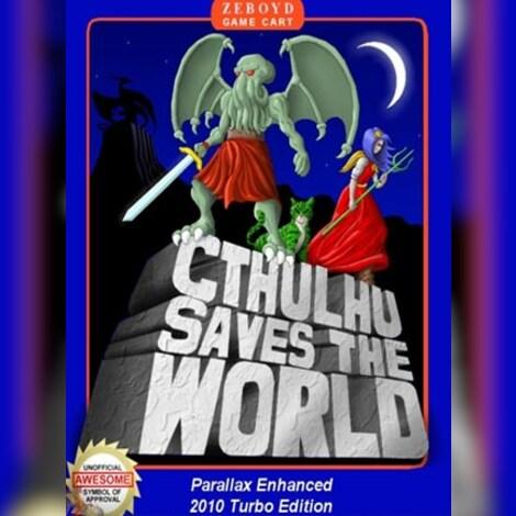 Cthulhu Saves the World Steam Key GLOBAL