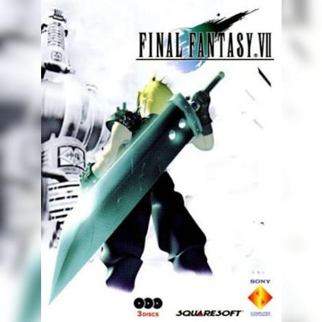 FINAL FANTASY VII Steam Key GLOBAL