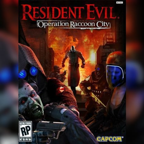 Resident Evil: Operation Raccoon City Steam Key GLOBAL
