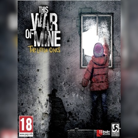This War of Mine - The Little Ones Key Steam GLOBAL