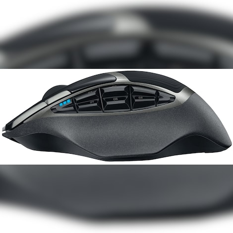 G602 Gaming Mouse  Buy Cheap - side view