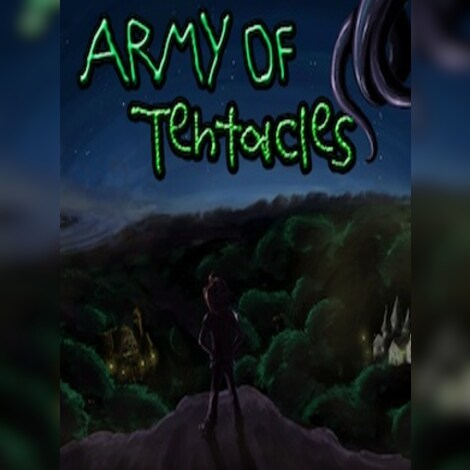 Army of Tentacles: (Not) A Cthulhu Dating Sim Steam Key GLOBAL