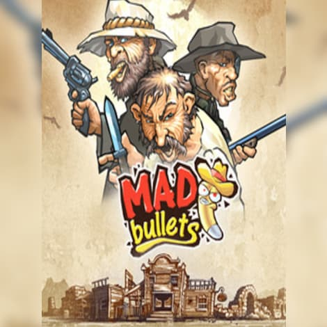 Mad Bullets Steam Key GLOBAL