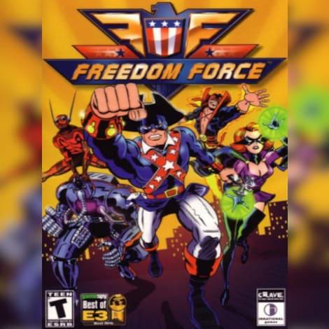 Freedom Force Steam Key GLOBAL