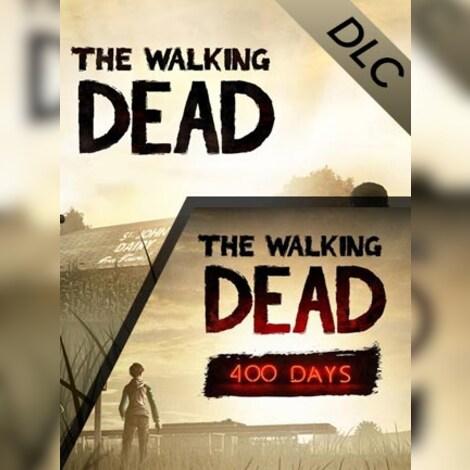 The Walking Dead + The Walking Dead Key Steam GLOBAL 400 Days