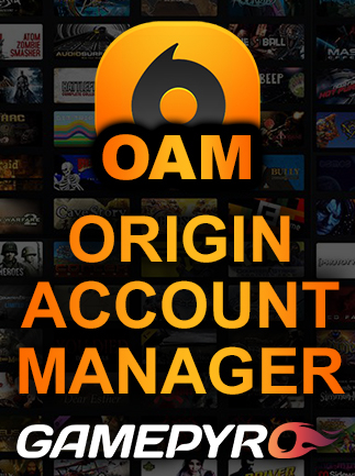 Origin Account Manager - GamePyro.com GLOBAL