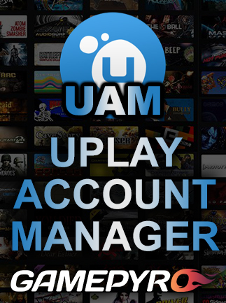 Uplay Account Manager - GamePyro.com GLOBAL