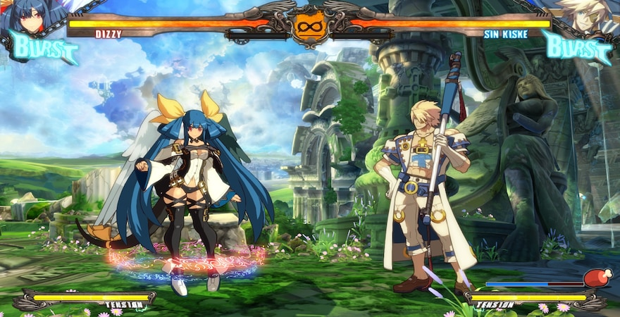 Guilty gear Deluxe Edition