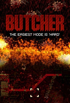 BUTCHER Steam Key GLOBAL