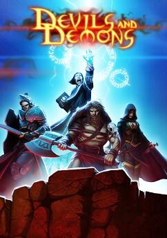 Devils & Demons Steam Key GLOBAL