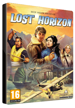 Lost Horizon Steam Key GLOBAL