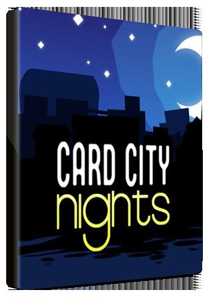 Card City Nights Steam Key GLOBAL