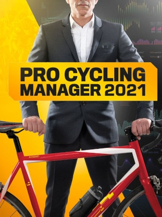 Pro Cycling Manager 2021 (PC) - Steam Key - GLOBAL
