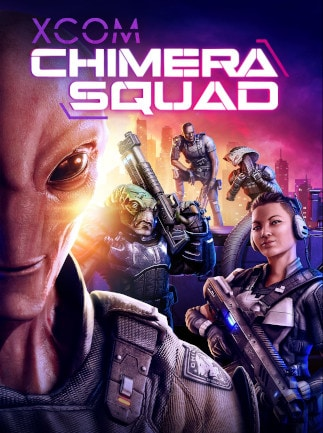 XCOM: Chimera Squad (PC) - Steam Key - GLOBAL
