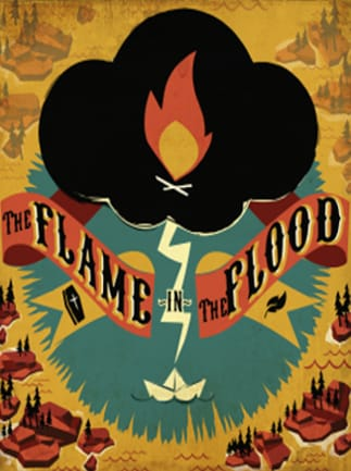 The Flame in the Flood Steam Key GLOBAL