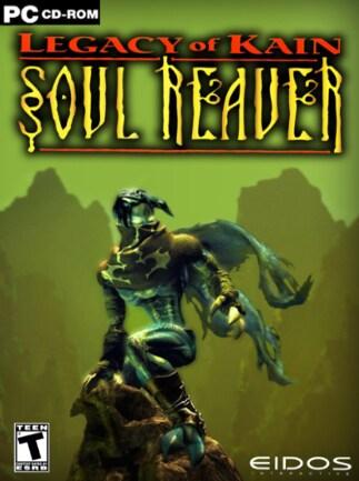 Legacy of Kain: Soul Reaver Steam Key GLOBAL