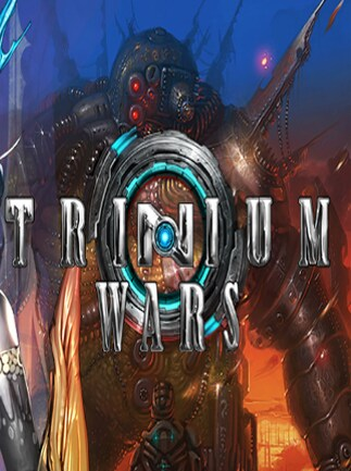 Trinium Wars Steam Key GLOBAL