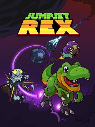JumpJet Rex Steam Key GLOBAL