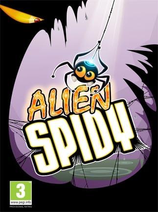 Alien Spidy Steam Key GLOBAL