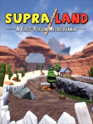 Supraland Steam Key GLOBAL