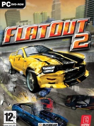 FlatOut 2 Steam Key GLOBAL