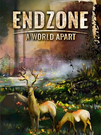 Endzone - A World Apart (PC) - Steam Key - GLOBAL
