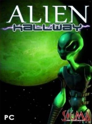Alien Hallway Steam Key GLOBAL