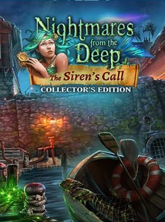 Nightmares from the Deep 2: The Siren`s Call Steam Key GLOBAL