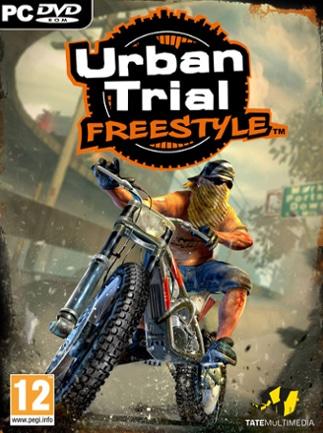 Urban Trial Freestyle Steam Key GLOBAL