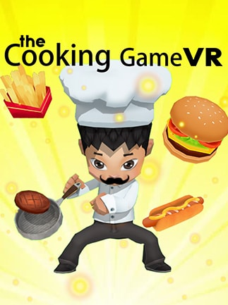 The Cooking Game VR Steam Key GLOBAL